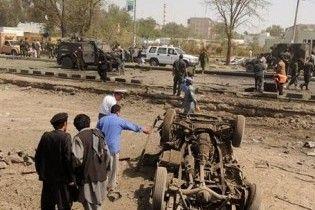 Терорист-смертник підірвав бомбу біля посольства США в Кабулі
