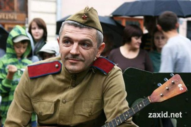 """""""Радянська армія"""" захопила Львів"""