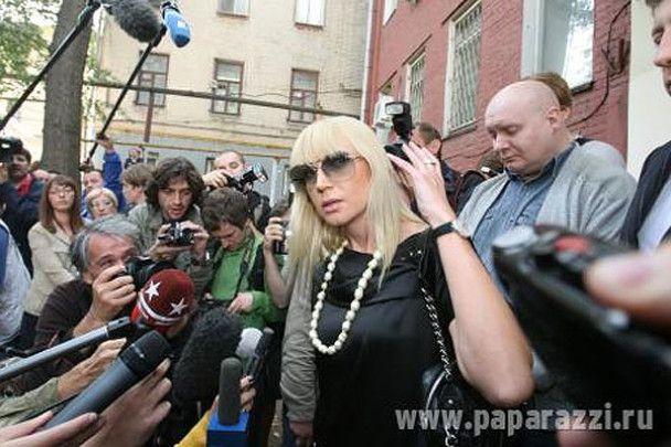 Крістіна Орбакайте відмовилась відвідувати хворого сина