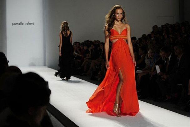 Тиждень моди Mercedes-Benz в Нью-Йорку