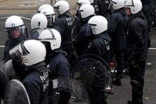 Заворушення у Брюсселі: постраждали 9 поліцейських