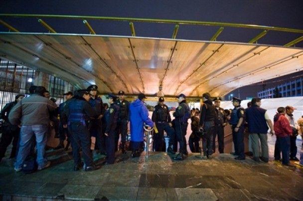 У Мехіко злочинець розстріляв пасажирів метро