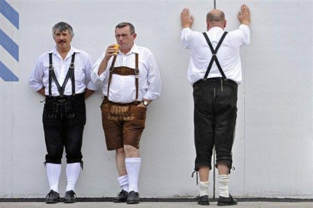 """У Мюнхені стартував знаменитий """"Октоберфест"""""""