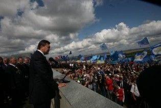 Янукович: нового Майдану не буде, я переможу з великим відривом