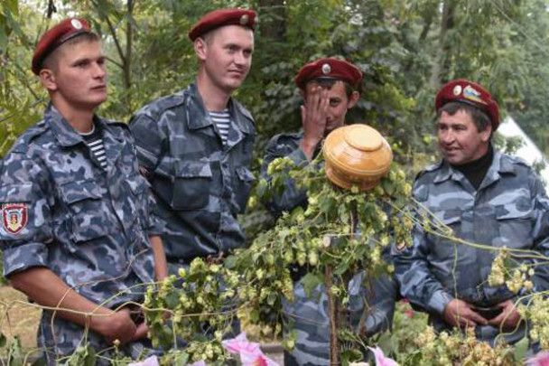 Литвин відпочив на фестивалі дерунів