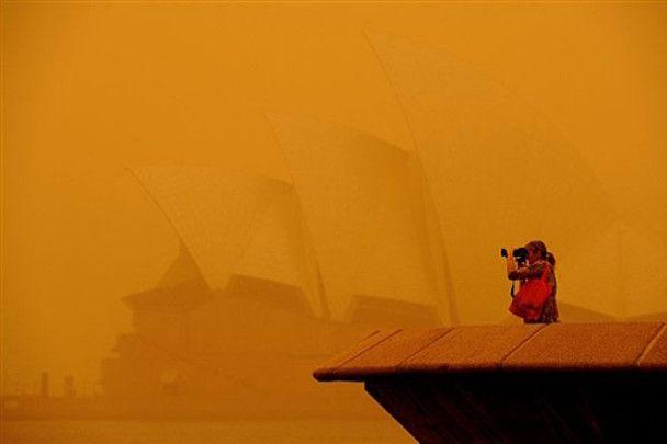 Марсіанські хроніки Сіднея