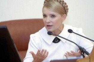 Тимошенко обіцяє скасувати ринковий збір