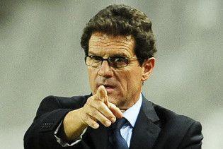 Капелло тренуватиме збірну Англії до Євро-2012