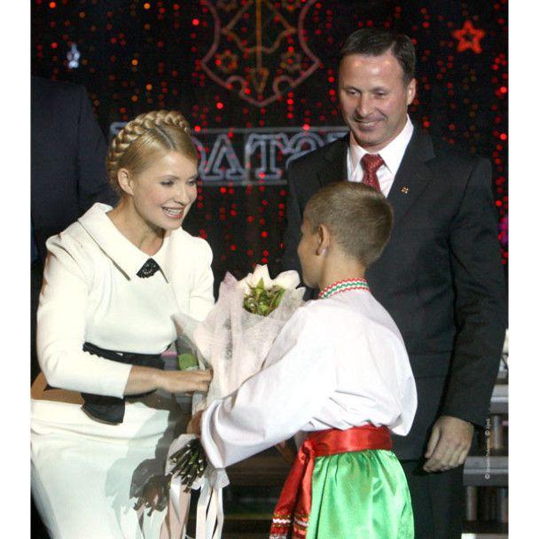 Як Тимошенко не зустрілась з Януковичем