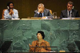 Двоюрідна сестра Муамара Каддафі оголосила, що він єврей