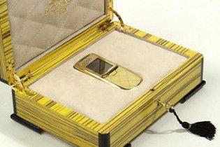 В російській Держдумі продають мобільники із чистого золота