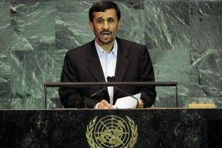 Ахмадінежад: країни, що звинуватили Іран, про це пошкодують