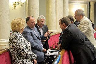 Депутати відмовилися знизити зарплати собі, Ющенку та Тимошенко