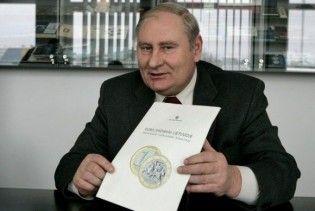 Директор монетного двору Литви влаштував п'яний дебош