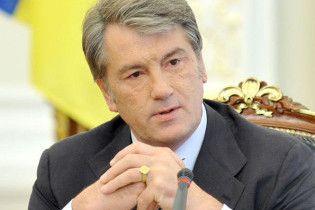 Ющенко готовий попросити в світової спільноти ліки від грипу