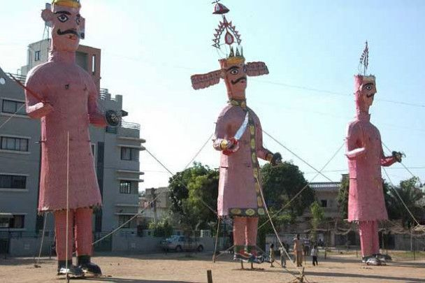 Свято Наваратрі в Індії
