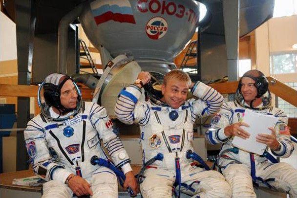 Квиток на МКС обійшовся канадському циркачеві в 35 млн дол