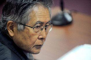 Верховний суд залишив колишнього президента Перу у в'язниці