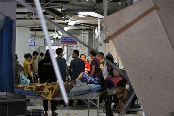 В Індонезії завершують пошуки тих, хто вижив у результаті землетрусу