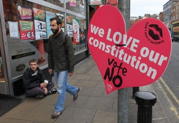 Референдум щодо Лісабонської угоди в Ірландії