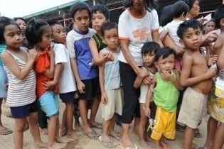 На Філіппіни насувається новий потужний тайфун