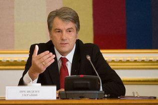 Ющенко: діди будуть пишатися мною на тому світі