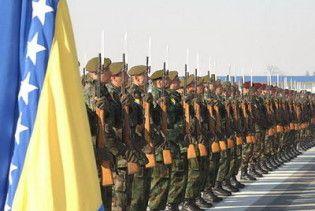 Боснія і Герцеговина подала заявку на вступ до НАТО