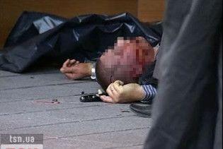 """Кілер, що розстріляв власника супермаркету """"4room"""", виявився росіянином"""
