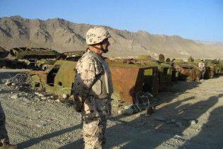 Глава естонської армії подякував Афганістану за розвал СРСР
