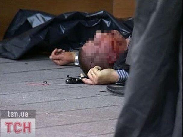 В Києві вбито власника супермаркету