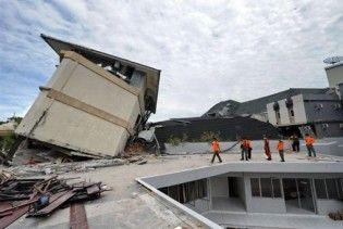 Землетрус магнітудою 6,2 бали стався недалеко від Індонезії
