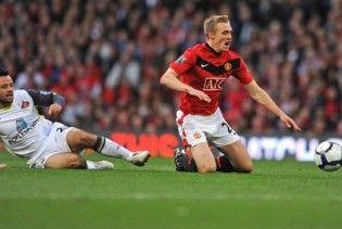 """""""Манчестер Юнайтед"""" врятував очко, а """"Челсі"""" програв у Ліверпулі"""