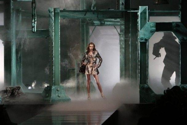 Модна колекція Dior на Тижні моди в Парижі