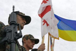 Грузія обрала Україну посередником на переговорах з Росією
