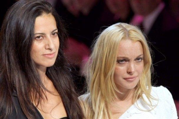 Ліндсей Лохан представила провальну колекцію одягу в Парижі