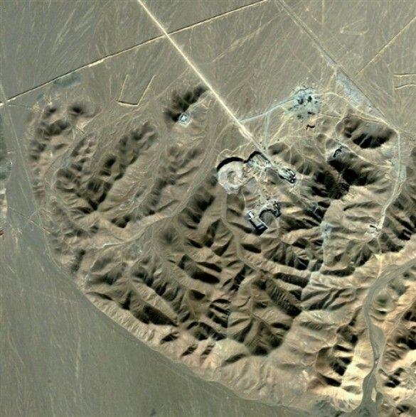 Ядерний завод у Кумі