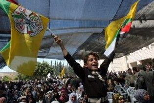 ХАМАС відмовився підписувати угоду про перемир'я з ФАТХ