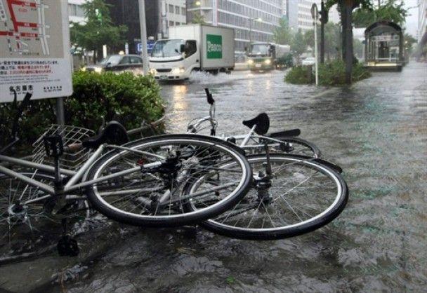 """В Японії від тайфуну """"Мелор"""" загинули чотири людини"""