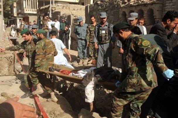 Терорист-смертник підірвався біля посольства Індії в Кабулі