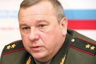 Командувача ВДВ Росії попередили, що він не відповідає посаді