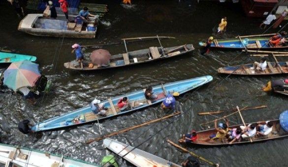 Наслідки повені на Філіппінах