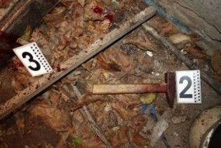 70-річний тесть молотком забив свого зятя-дебошира до смерті