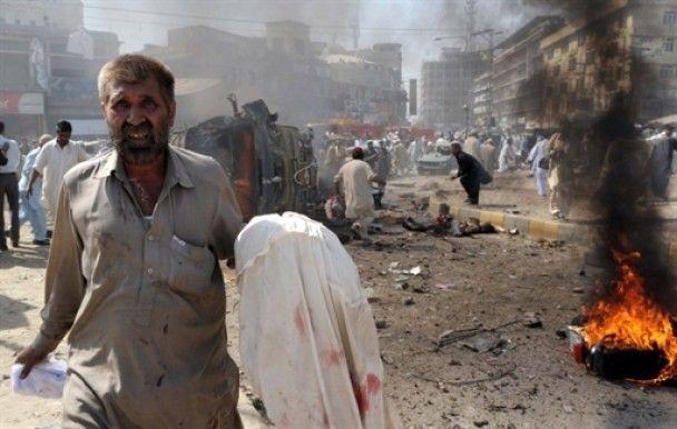 Кількість жертв теракту в Пешаварі збільшилася до 49