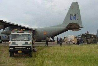 На Гаїті розбився літак ООН