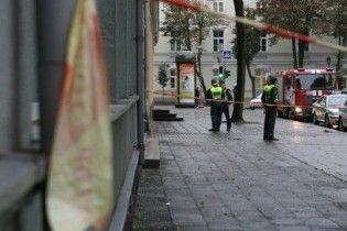 В офісі однієї з литовських партій стався вибух