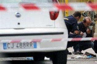 Лівієць підірвав бомбу в казармах карабінерів в Мілані