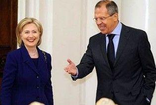 Лавров і Клінтон визнали Іран неготовим для нових санкцій