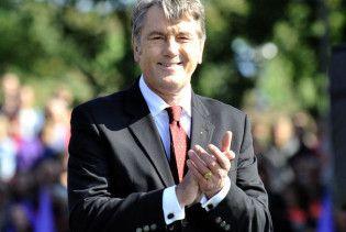 Ющенко йде на вибори як самовисуванець