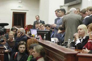 Київрада відкрилася зі зламаною системою голосування