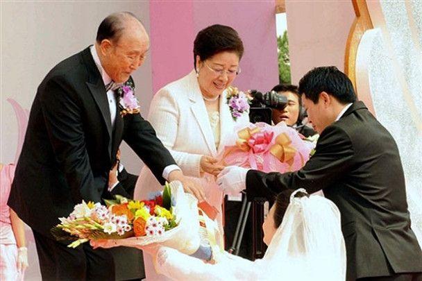 Більше 21 тисяч людей одночасно одружилися в Південній Кореї